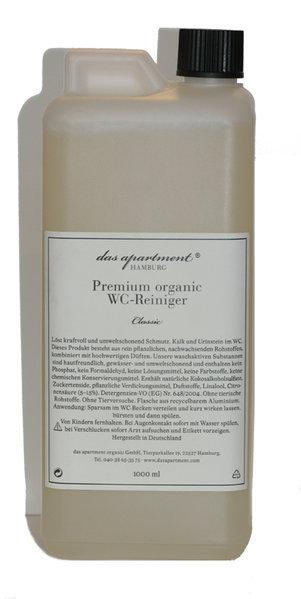 Das Apartment Hamburg premium organic das apartment wc 1000 ml nachfüllpack das